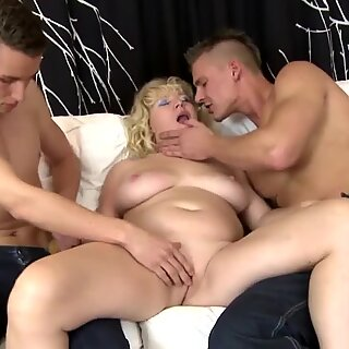 Real dirty mature mother fucked by not her son and son