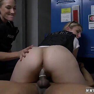Office secretary anal milf Purse Snatcher Learns A Lescomrade s son
