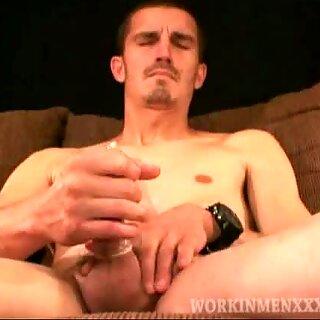 Amateur Dylan Jerking Off