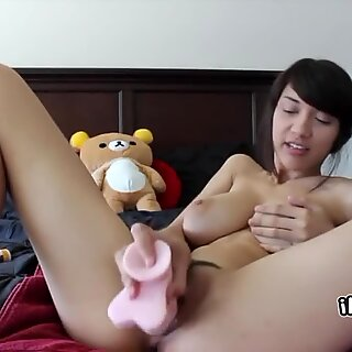 handsome female finest Ass and Pussy Ride