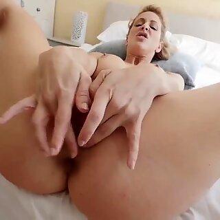 Cherie Deville in Impregnated Video