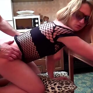 Italian amateur sex with hot granny