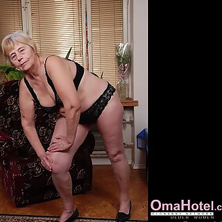 OmaHoteL Picture Slideshow With Naked Grannies