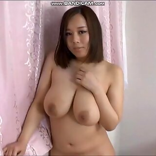 asian lady farting