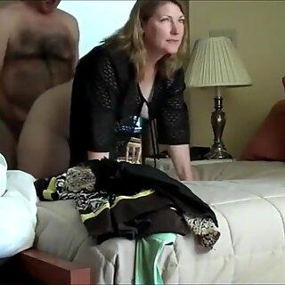 Curvy cheating wife homemade