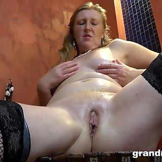 Ginger granny solo
