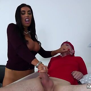 Amateur cock tease cumshot Taking Control Of This Crazy Situation