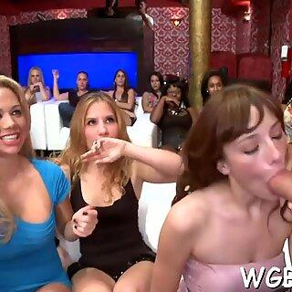 Hot women licking socks