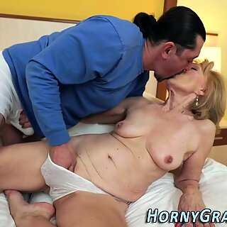 Old timers pussy fucked