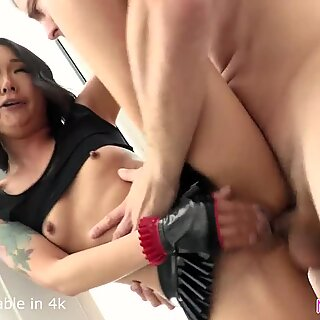 anal invasion lovin? chinese Saya Song